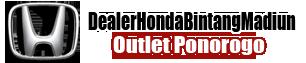 Dealer Resmi Mobil Honda Ponorogo -