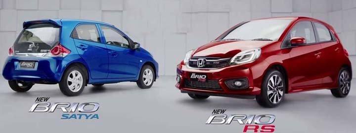New Honda Brio Ponorogo