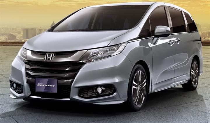 New Honda Odyssey Ponorogo